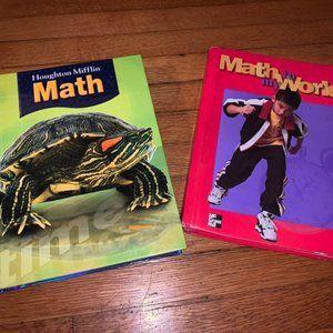 Grade 4 Math Textbooks